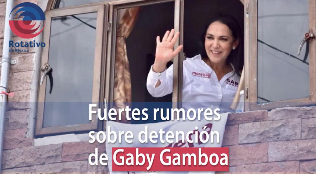 Gaby Gamboa rumores sobre detencion